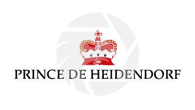 PRINCE DE HEIDENDORF