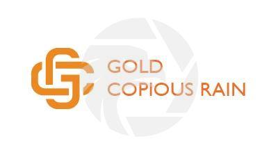 GOLD COPIOUS RAIN