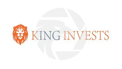 KING INVESTS