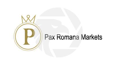 Pax Romana Markets
