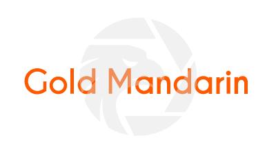 Gold Mandarin