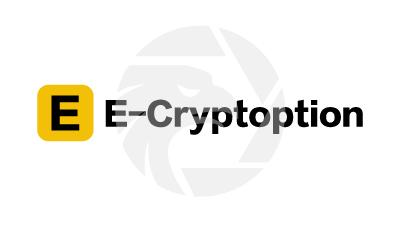 E-Cryptoption Fx Trade