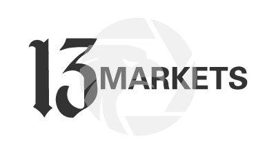 13 Markets