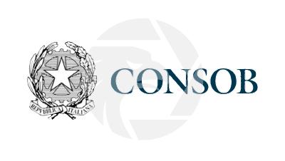 The Commissione Nazionale per le Società e la Borsa